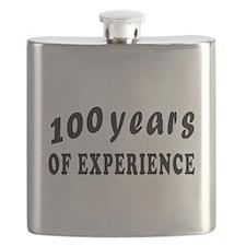 100 years birthday designs Flask