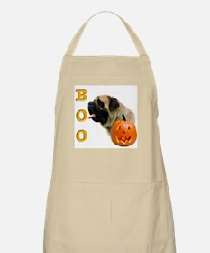 Fawn with Pumpkin BBQ Apron
