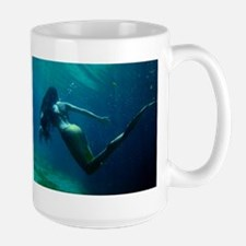 Into the Blue Mug