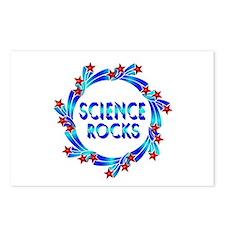 Science Rocks Fun Postcards (Package of 8)