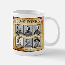Five Forks - Union Mug