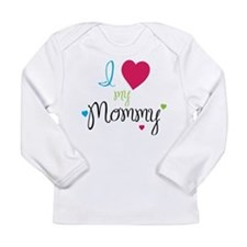 Mommy Long Sleeve T-Shirt