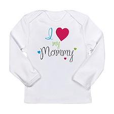Mommy Long Sleeve T-Shirt