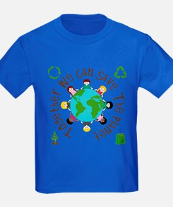 Together Save the Planet T
