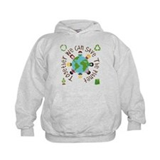 Together Save the Planet Hoodie