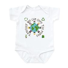 Together Save the Planet Infant Bodysuit