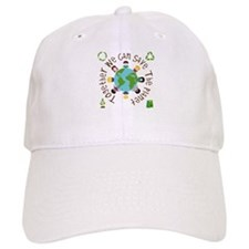 Together Save the Planet Baseball Cap