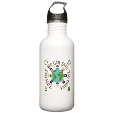 Together Save the Planet Water Bottle