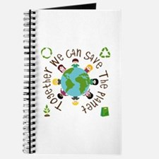 Together Save the Planet Journal