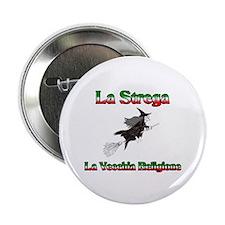 """La Strega 2.25"""" Button (10 pack)"""