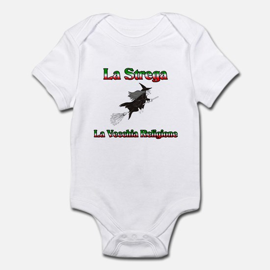 La Strega Infant Bodysuit