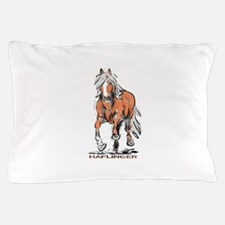 Haflinger Pillow Case