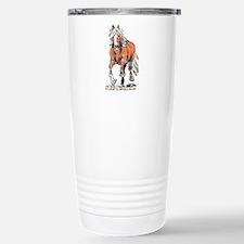 Haflinger Travel Mug
