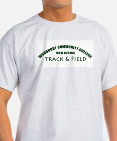 Woodbury CC Track & Field - You're Safe T-Shirt