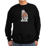 Haflinger Sweatshirt (dark)