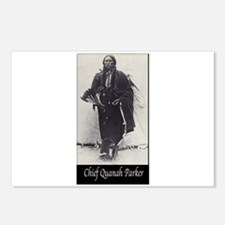Chief Quanah Parker Postcards (Package of 8)