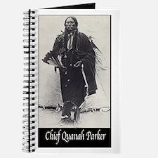 Chief Quanah Parker Journal