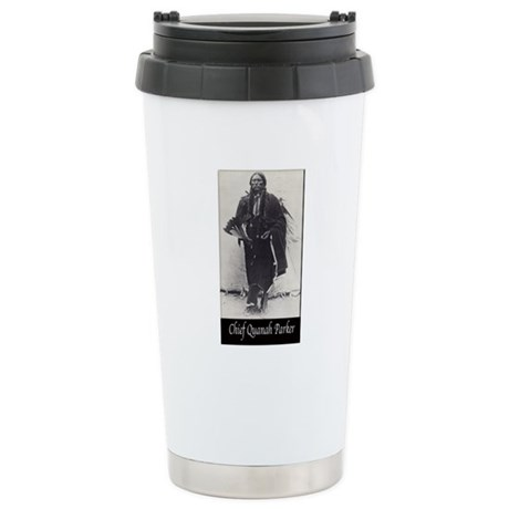 Chief Quanah Parker Travel Mug