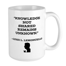 Escape From Mr. Lemoncellos Library Mug