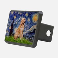 Starry - Golden 1 Hitch Cover