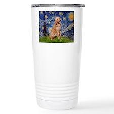 Starry - Golden 1 Travel Mug