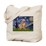 Starry - Golden 1 Tote Bag