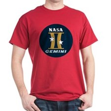 Project Gemini Program Logo T-Shirt