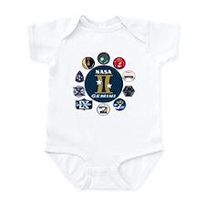 Gemini Commemorative Infant Bodysuit
