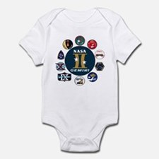 Gemini Commemorative Infant Bodysuit