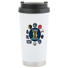 Gemini Commemorative Travel Mug