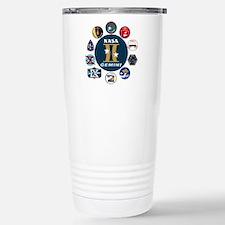 Gemini Commemorative Travel Mug