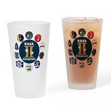 Gemini Commemorative Drinking Glass