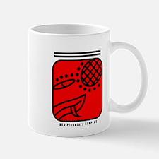 RED Planetary SERPENT Mug