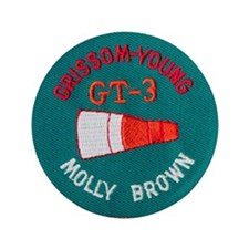 "Gemini 3 Grisson/Young 3.5"" Button"