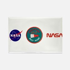 Gemini 3 Grisson/Young Rectangle Magnet