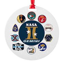 Gemini Commemorative Ornament