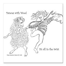 Dances with Wool ... Its all in the Twist Square C