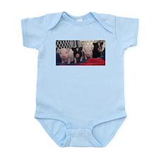 Baby piggies Body Suit