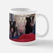 Baby piggies Small Mugs