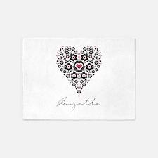 Love Suzette 5'x7'Area Rug