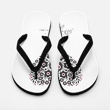 Love Sylvia Flip Flops