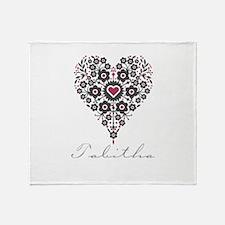 Love Tabitha Throw Blanket