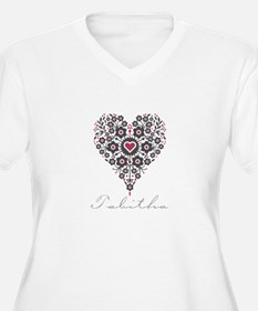 Love Tabitha Plus Size T-Shirt