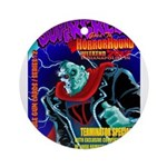 SuperCreep HorrorHound Weekend Ornament (Round)