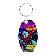 SuperCreep HorrorHound Weekend Keychains