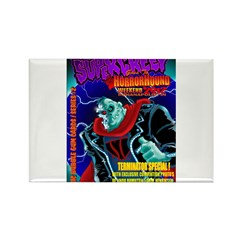 SuperCreep HorrorHound Weekend Rectangle Magnet