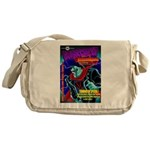 SuperCreep HorrorHound Weekend Messenger Bag