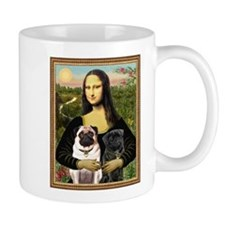 TR-Mona-PUGpair-TF Mugs