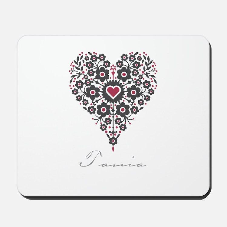 Love Tania Mousepad