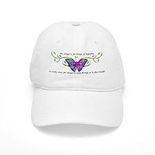Butterfly Changes Baseball Cap